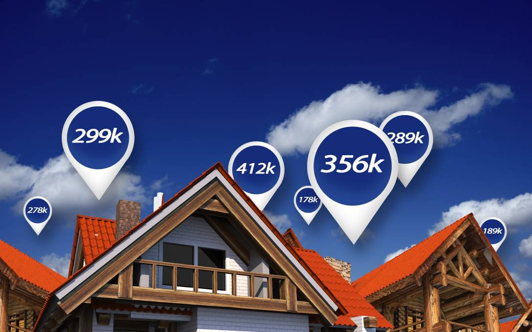 One click away: find out what your home is worth